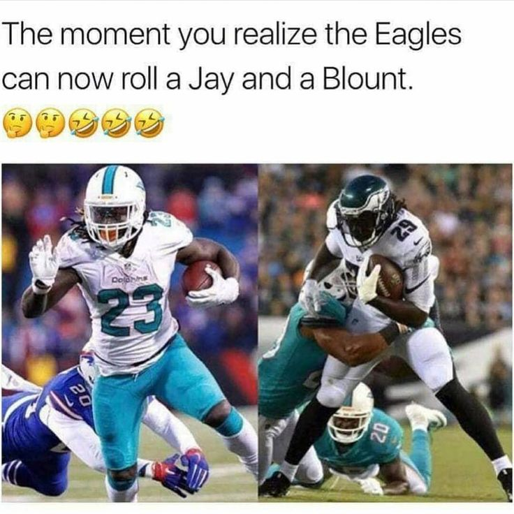 LMAO! The Internet Wins Again!  Had to borrow this one from my homie @joski707  #TheInternetIsUndefeated #TheInternetWinsAgain #Eagles #PhiladelphiaEagles #NFL #MiamiDolphins #LeGarretteBlount #JayAjayi #RollItUp #Potheads #Weed #Funny #Comedy #Meme #LOL #LMAO #RollABlunt #RollAJ #SmokeWeed #Football #FootballMemes #Sports #SportsMemes
