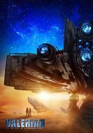 "Valerian and the City of a Thousand Planets    Details  Casting  Photos Release Date  20 July 2017 (2 h 17 min) Directed by  Luc Besson Starring  Dane DeHaan, Cara Delevingne, Clive… Continue reading ""Valerian and the City of a Thousand Planets"""