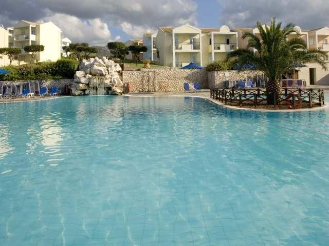 ★★★★  This modern and secluded complex enjoys impressive facilities and is a great place for a relaxing family holiday. Corfu, Greece