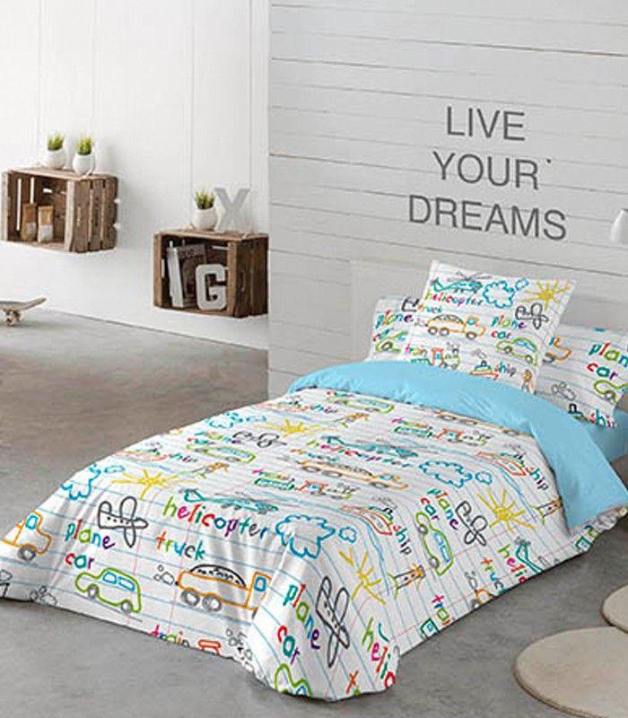 fundas nordicas para cama de 90 juveniles