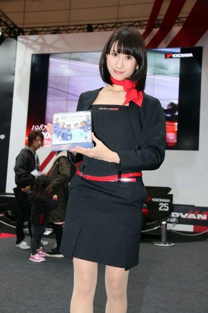 【東京オートサロン2016】女性目線のコンパニオンファッションチェック ヨコハマタイヤ