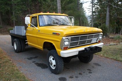 Classic Ford Trucks | - Ford Trucks for Sale | Old Trucks, Antique Trucks & Vintage Trucks ...