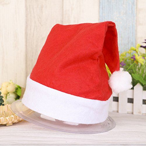 Meidus Xmas Official Plush Santa Claus Hat  Comfort Liner Christmas Halloween Costume * Check out the image by visiting the link.
