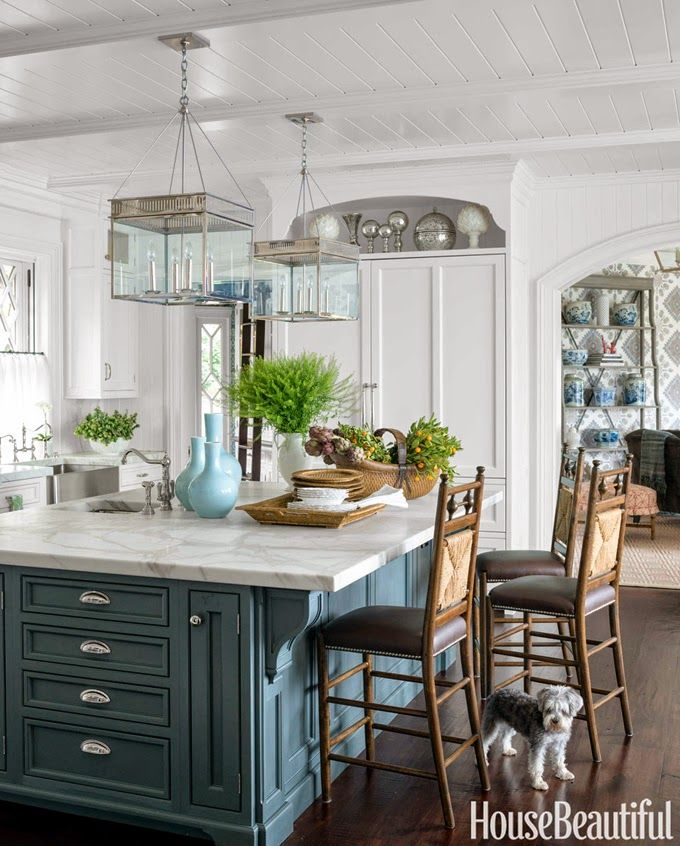 House Beautiful Kitchen: 25+ Best Ideas About Turquoise Kitchen Cabinets On