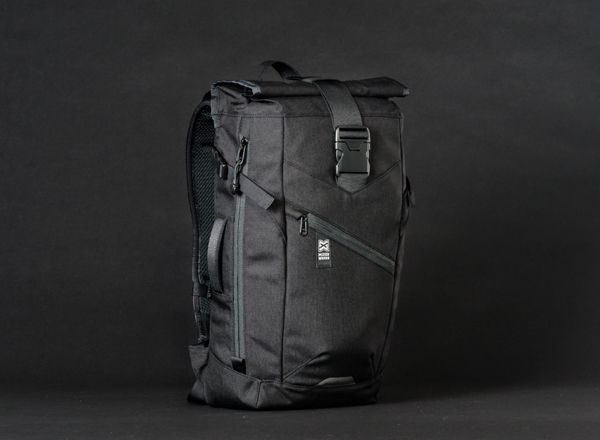 The Falcon roll-top backpack from Mixed Works is a weatherproof and durable with multi-access points to main compartment. Contoured and padded back system made of ventilated 3D mesh provides superior comfort. The Falcon is available in two sizes (Small, Medium) with plenty of options to...