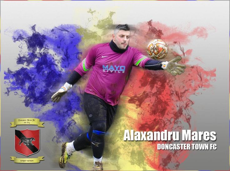 Alexandru Mares Doncaster Town FC