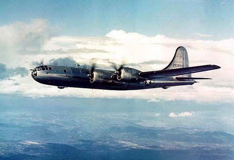 Boeing B-29 Superfortress - Boeing B-29 Superfortress - Wikipedia, the free encyclopedia