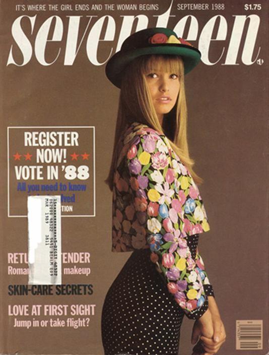 Seventeen Magazine: September 1988.