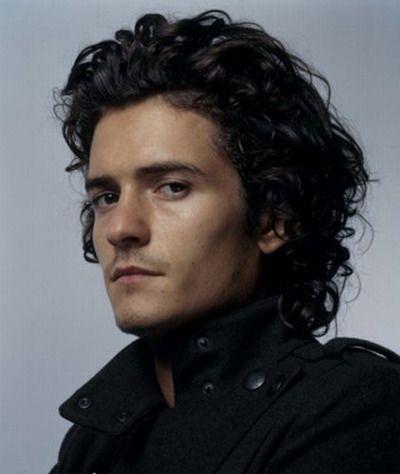 25 best Long curly hair men ideas on Pinterest