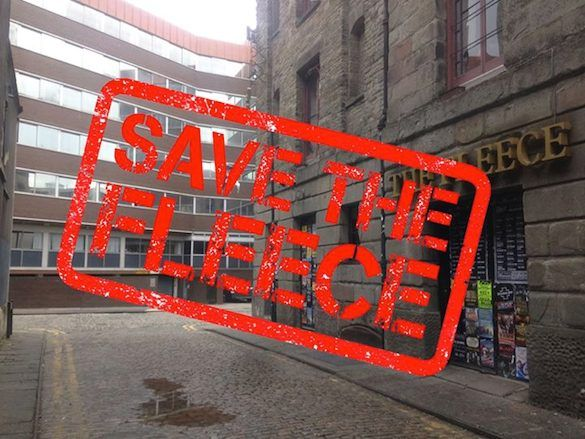 Sign This! Petition to Save Iconic Bristol Music Venue The Fleece