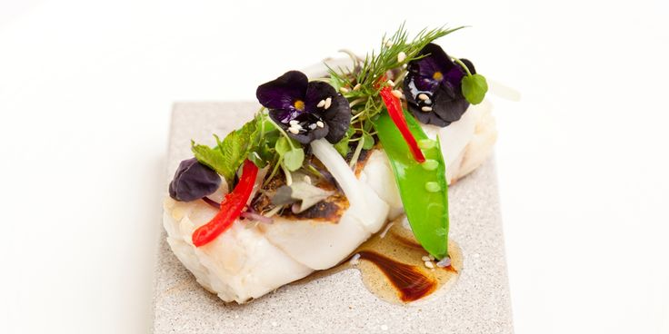 This beautifully simple black cod recipe from Andy Waters sings with fresh flavours of Thailand.