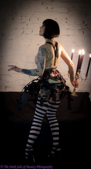 Venomous Demise by The Dark Side of Photography #fetish