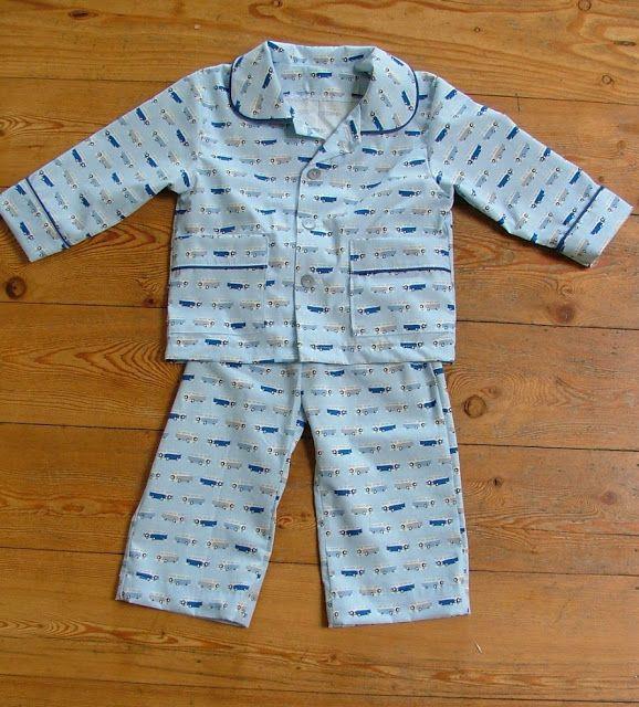 Kleertjes.... zelfgemaakt......: patroon pyjama  Patron pyjama