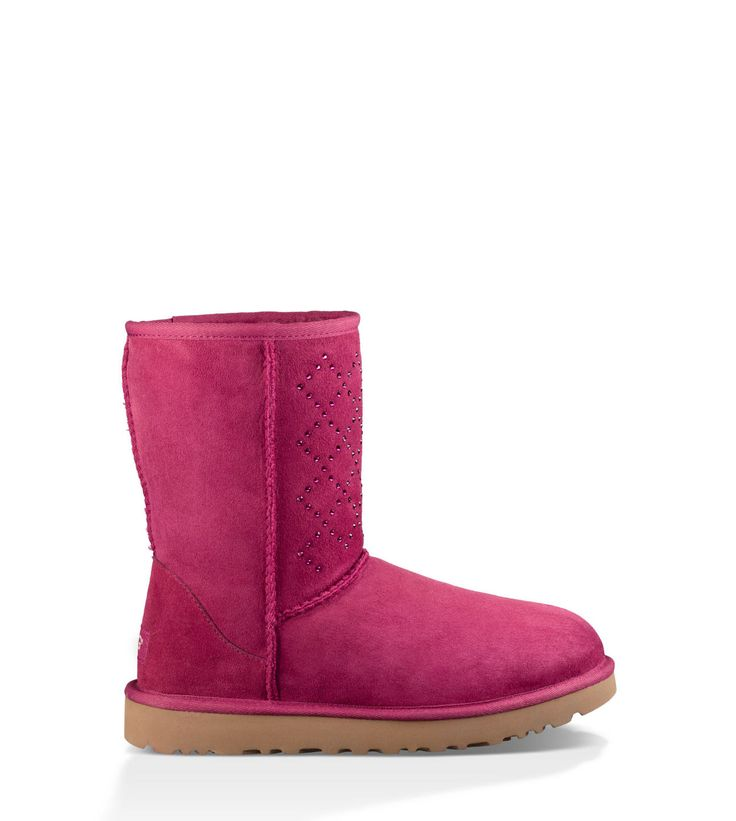 ugg boots Classic short gul
