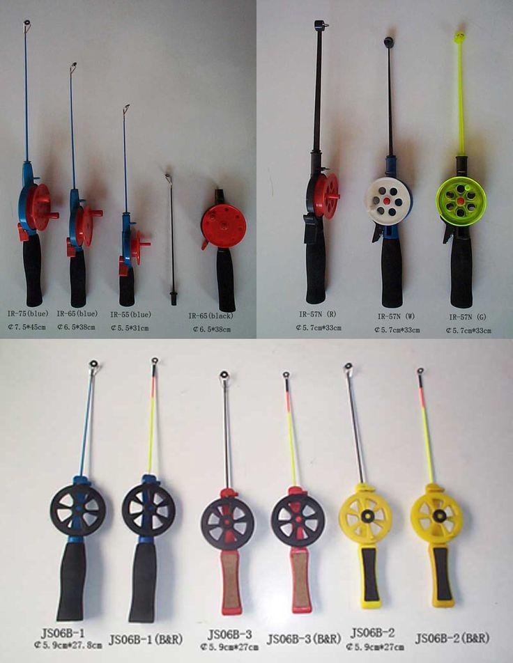 Ice fishing rods fishing equipment pinterest ice for Ice fishing tools