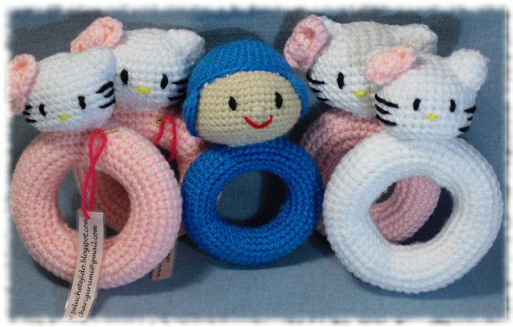 Patron De Hello Kitty En Amigurumi : 17+ images about Hello Kitty free crochet pattern on ...