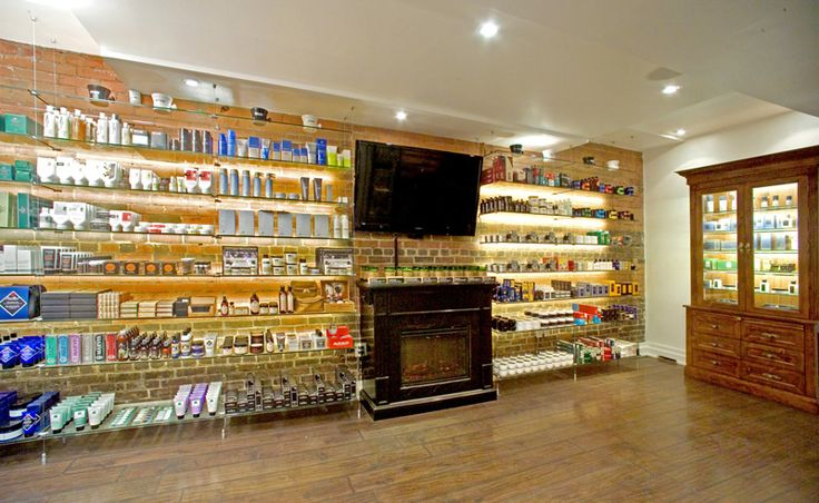 As you can see we have a wide selection of #men's #skincare products to choose from. You can get lost for hours in our very relaxing & inviting store.