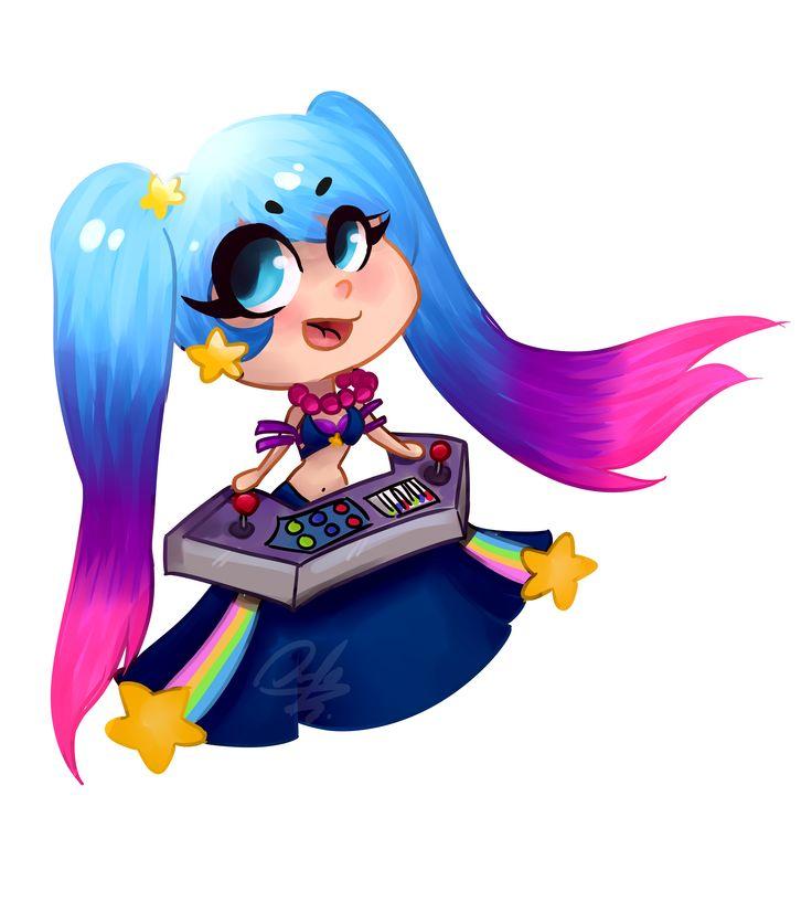 Sona arcade - League of leguends
