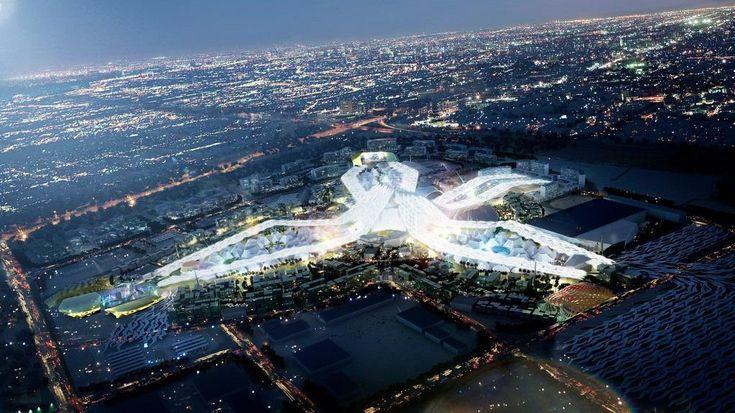 Генеральный план EXPO 2020 в Дубаи-3