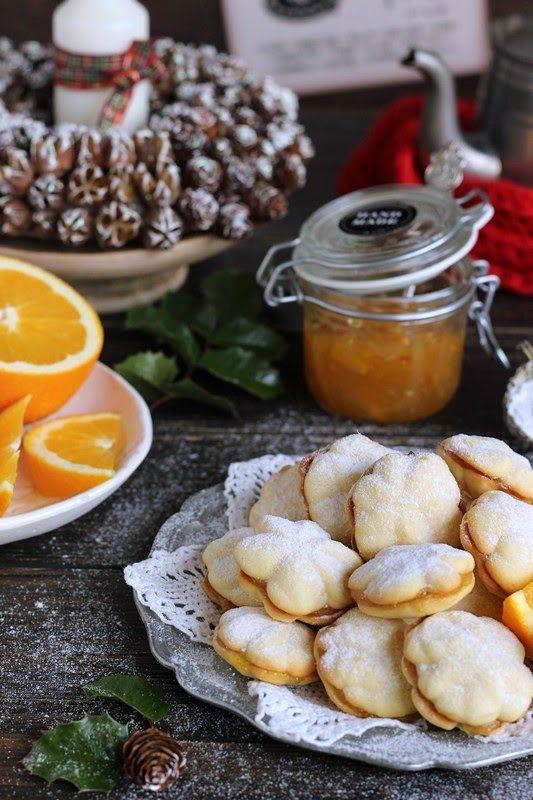 narancsos apró süti