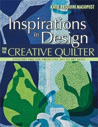 Inspirations in Design for the Creative Quilter     Author: Katie Pasquini Masopust     Take your quilts from ordinary to extraordinary     • Learn 10 different techniques to create art quilts by interpreting still life arrangements   • Unlock your inner artist with Katie's abstracting techniques   • Use a variety of art supplies to create designs that have personal meaning for you   • Includes inspiring student work created in Katie's popular workshops     As a best-selling author and…