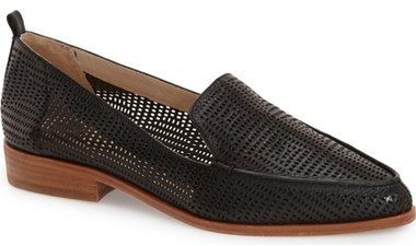 Vince Camuto 'Kade' Cutout Loafer (Women) (Nordstrom Exclusive)