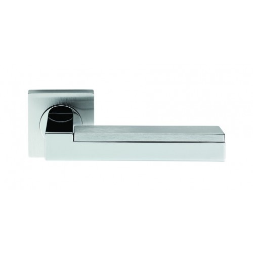 manital morphos dual finish lever door handles