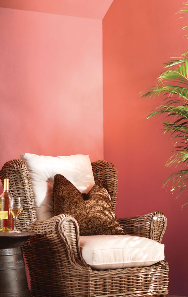 Bright and cheery this Home Decorators Collection by BEHR