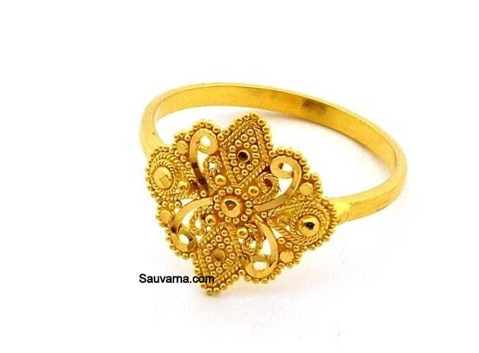 gold indian ring - Google Search