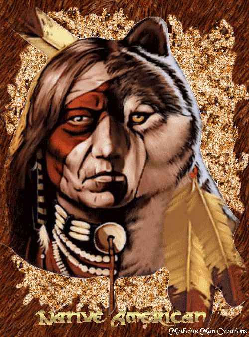 American Indians and Wolves | Magical Amulet Magikal Powerful Necklace Feather Necklace Visions ...