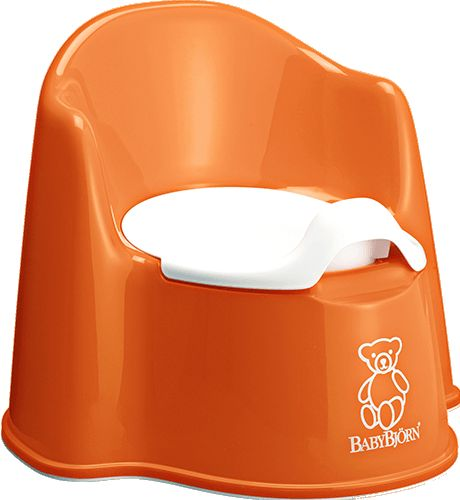 Review : Baby Bjorn potty chair via #BabyCenter