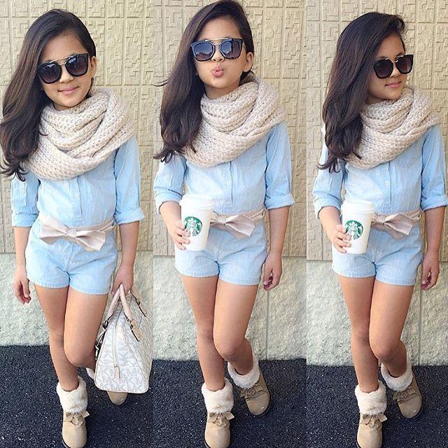 583 best LITTLE GIRL FASHION images on Pinterest | Kid ...