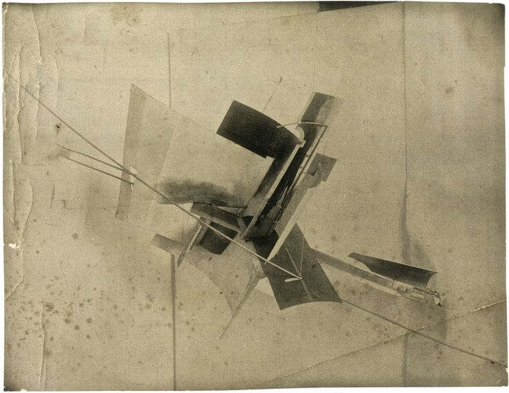 Vladimir Tatlin, Corner Counter-Relief, (1914-1915) With these constructions Tatlin freed himself from painting and its depicted content. He began to assemble these structures from everyday objects...