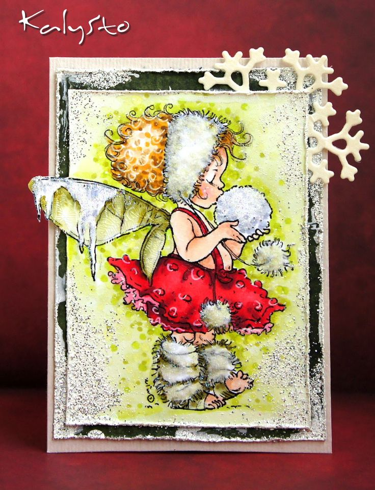 Mo's Dream Team: Christmas ATCs
