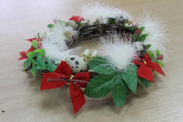 Easter wreath / Пасхальный венок