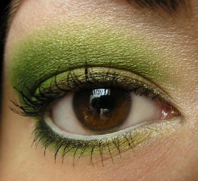 filmpjes over natuurlijke Make-up