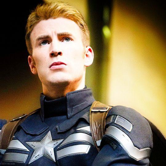 my edits Captain America Chris Evans Steve Rogers kingleepace ?