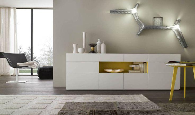 Mobili Alf Da Frè: arredamento soggiorno e arredamento casa Bar/credenza