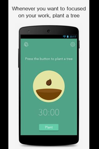 Forest - App