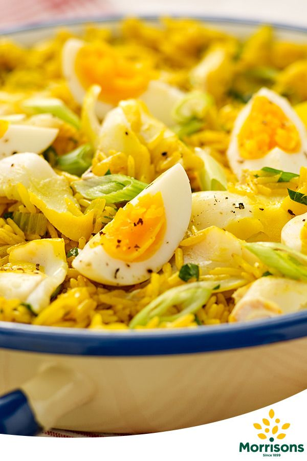 In the mood for adventure? Try our Kedgeree recipe from our Emotion Cookbook