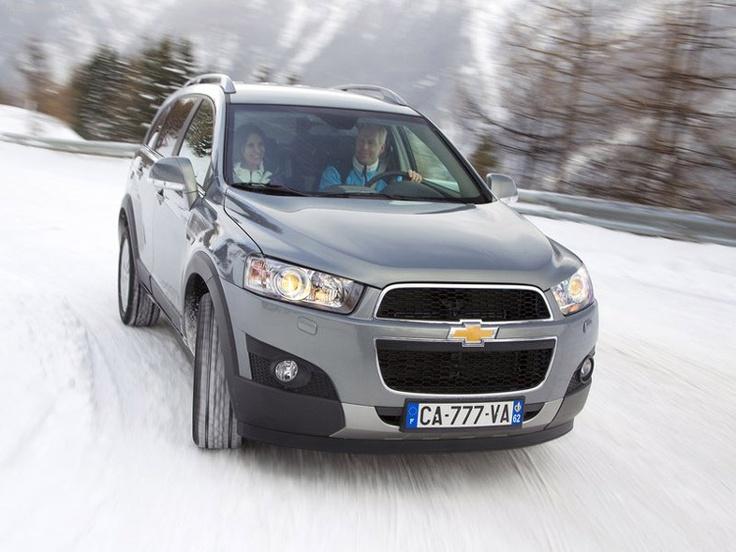 Chevrolet #Captiva (2013) #AAC