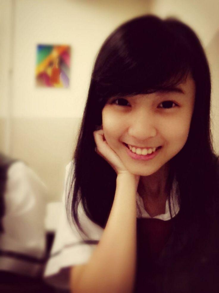 calon gen 3 JKT48 , Elaine Hartanto