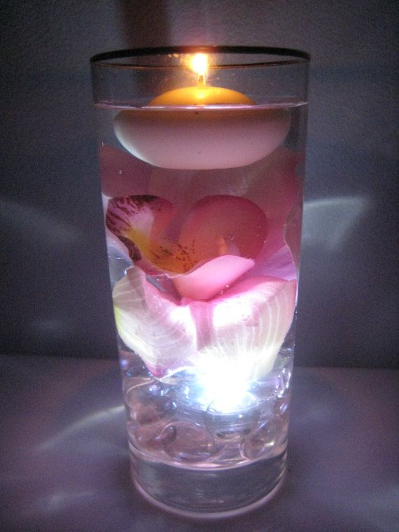 Ideas about candle wedding centerpieces on pinterest