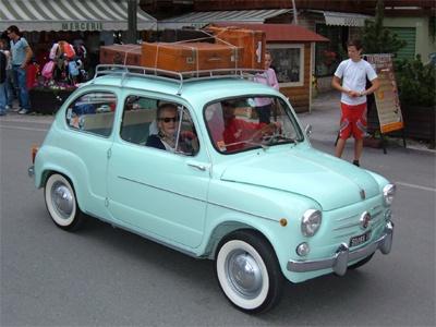 Fiat 600.... so cute