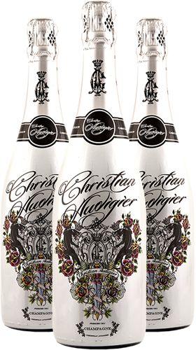 Christian Audigier Brut Premier Cru Champagne | CooperWhite