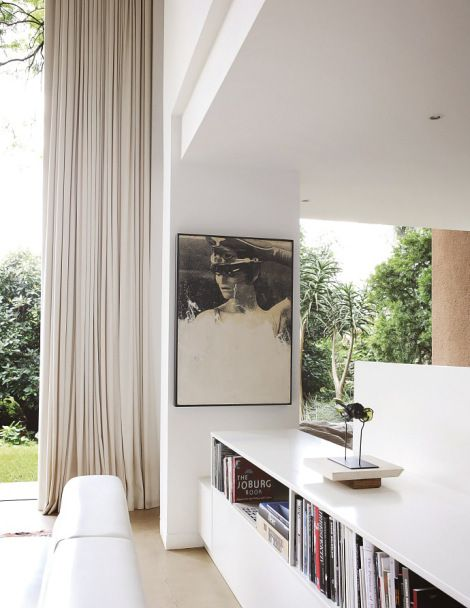 Xavier And Carine Huyberechts Residence Houghton Johannesburg South Africa Architecture Interior DesignModern