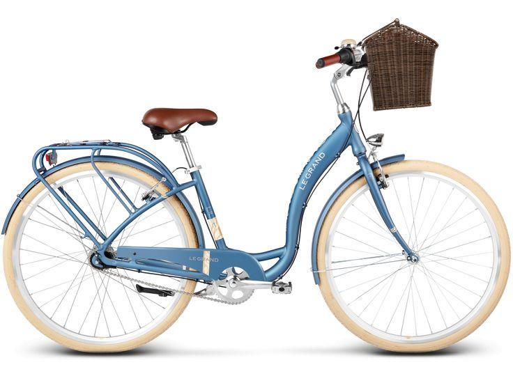 Rower Kross Le Grand LILLE 6 niebieski 2017 | Internetowy sklep rowerowy Sporti