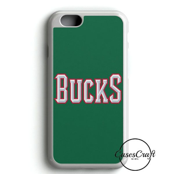 Nba Dc Bucks Logo Head iPhone 6/6S Case | casescraft