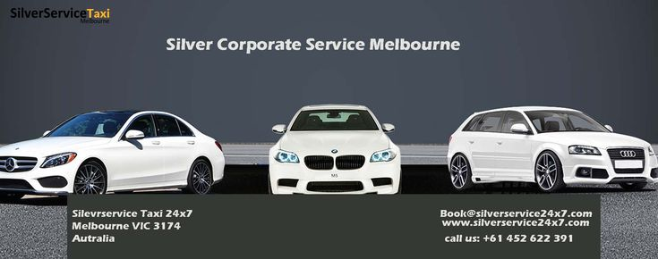 #Silverservice24x7 #Taxi #Service in #Melbourne provides #Best #Cab #Service to customers. We also providing #Silver #Corporate #Taxi #services in #Melbourne. Our Cars are made from modern technology and we provides #luxury #cars to our customers. Book your cabs by Book@silverservice24x7.com For more detail visit at www.silverservice24x7.com and call us at +61 452 622 391
