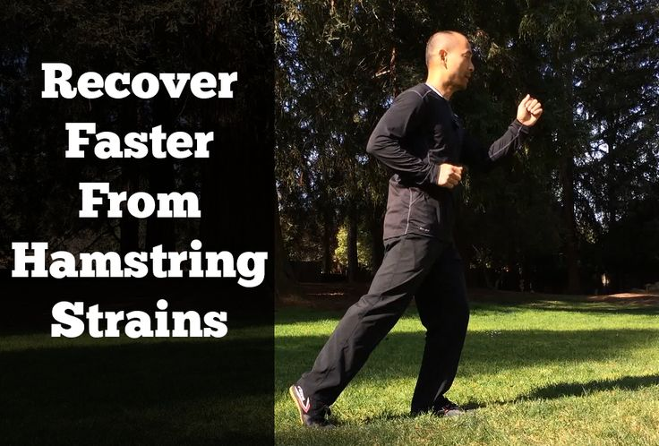 Hamstring muscle Pressure Recuperation Exercises - http://dailyvitamoves.com/hamstring-strain-recovery-exercises/